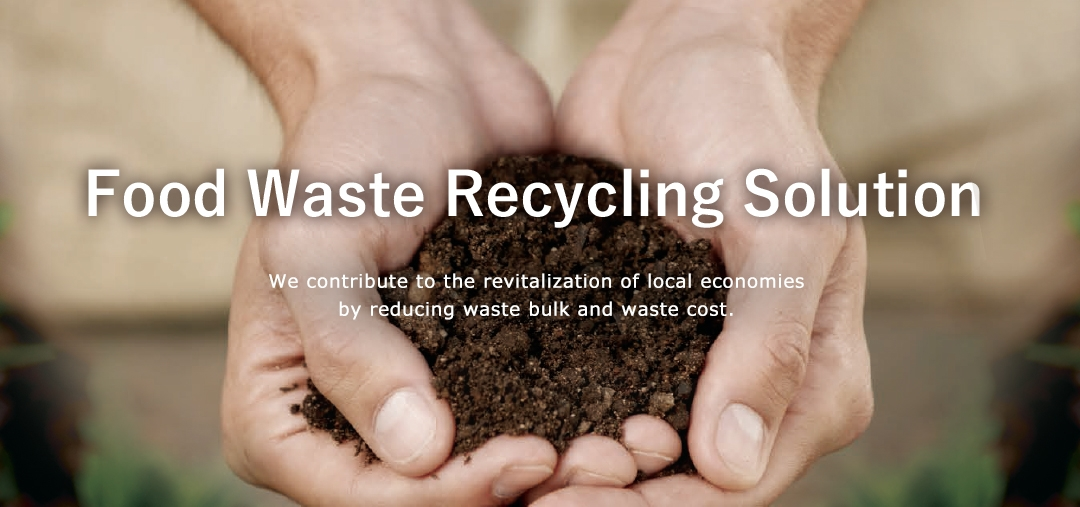 Food Waste Recycling Solution